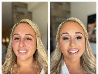 Frankie F Makeup & Hair 1