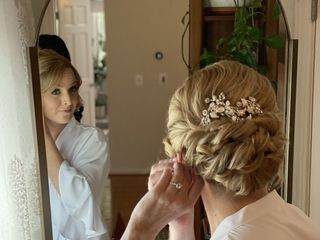 Hairs 2 the Bride 1