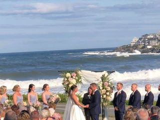 Wedding Ceremony in Maine 2