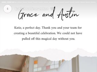 Katie Brooks Event 3