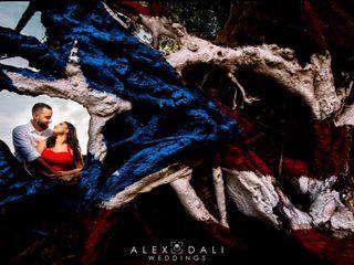 Alex & Dali Wedding Photography 3