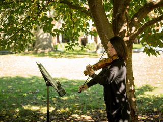 Jennifer Johnson Wedding Violinist 1