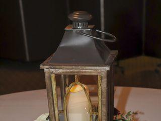 Lavender & Lace Wedding Florist 5