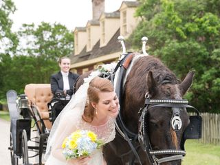 Arrivals In Elegance Horse Drawn Carriage Services, LLC 2