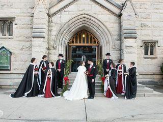 Church of the Holy City Wedding Chapel 7