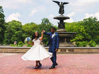 A Central Park Wedding 5