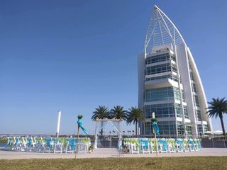 Exploration Tower At Port Canaveral 2