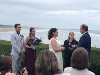 Wedding Ceremony in Maine 2
