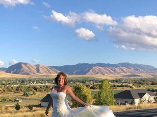 Rocky Mountain Dream Weddings by Julie Wright-Kile, Wedding Officiant 7