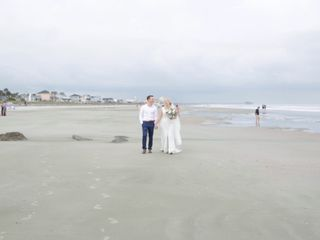 A Charleston Beach Wedding 1