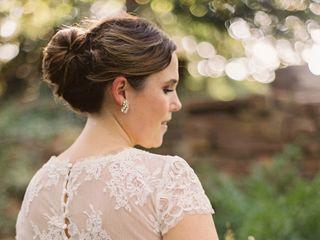 Sharon Tabb Bridal Makeup & Hair 1