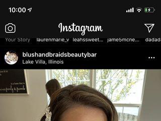 Blush and Braids Beauty Bar 1