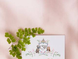 Paper Daisies Stationery 6