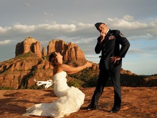 Sedona Elopement Weddings 5
