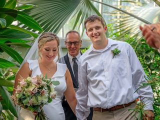 Paul Pakusch, Wedding Officiant 5
