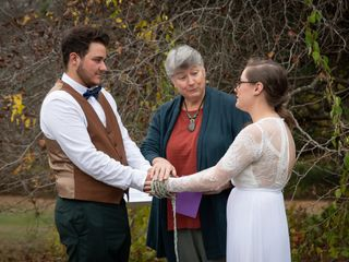 Beth Koehler, Wedding Officiant 2