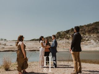 Christel Stuart - Wedding Officiant 1