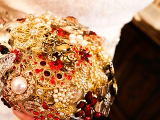 Brooch Bouquets By Beth's Bridal Bouquets, LLC 1