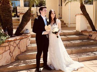 Seaside Beach Wedding San Diego 1