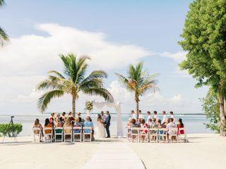 Key Largo Lighthouse Beach Weddings 5
