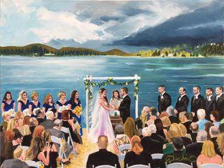 Wedding Day Painter 4