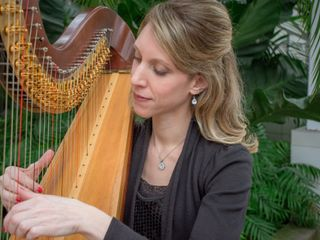 Tiffany Envid - Harpist 2