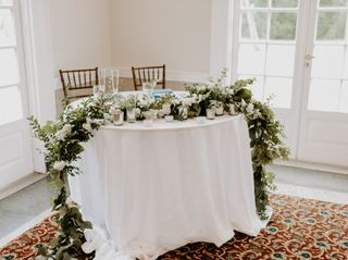 Aime Peterson Flowers and Event Design Studios 7