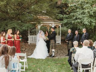 Gorge Romance Wedding Officiant 5