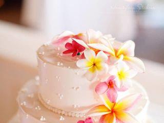 Maui Wedding Cakes 1