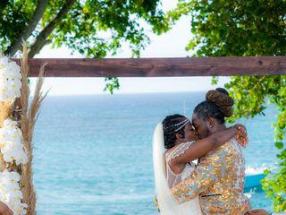 TROPICAL WEDDINGS JAMAICA 1