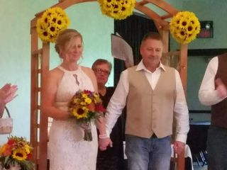 Weddings by Rev. Patti Ruhala 1