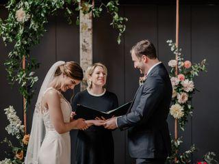 Ceremony Officiants - Rev. Laura Cannon & Associates 2