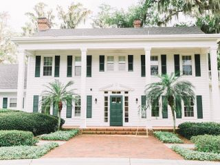 Cypress Grove Estate House 1