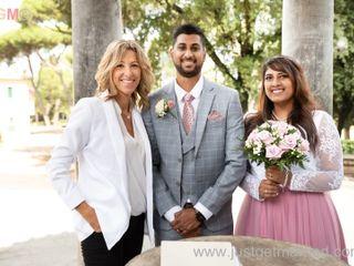 Wedding Celebrant Italy 1