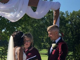 Northern Virginia Marriage Officiant 5