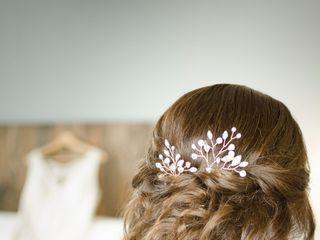 Blush Hair and Makeup Design 3