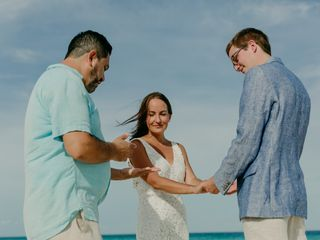 Cancun Wedding Minister/Officiant 1