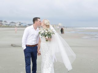 A Charleston Beach Wedding 6
