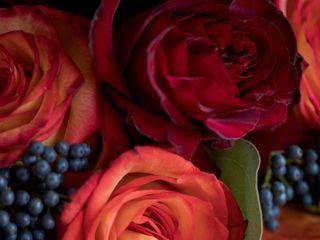 M's Wedding Flowers 4