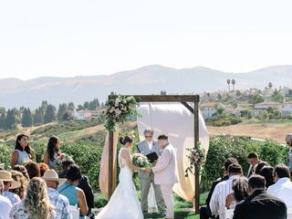 California Wedding Officiant 1