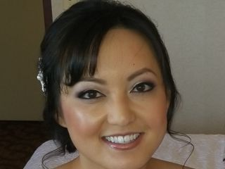Airbrush Makeup, Tanning & Hair by Heather 2