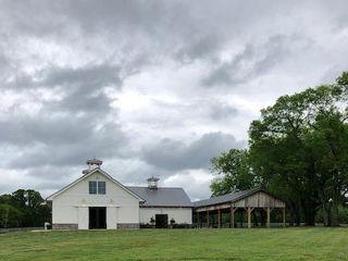 Steel Magnolia Barn 2