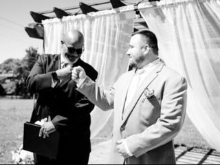 Upstate Wedding Officiant 2