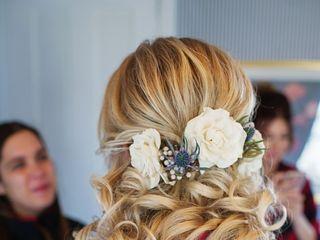 Lauren Abagale Bridal Hair & Makeup 3