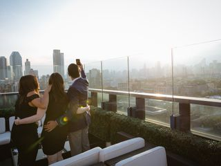 Vista Penthouse Ballroom & Sky Lounge 6
