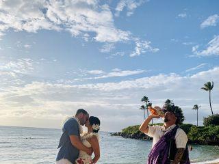 A Perfect Paradise Wedding 1