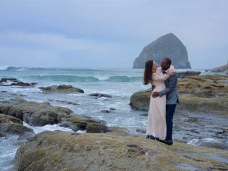 Oregon Beach Ceremonies 3