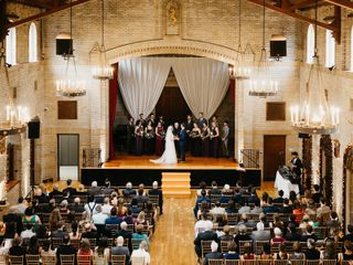Capitol Romance Wedding Coordination 1