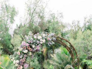 Violette's Flowers 1