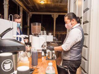 Top Hat Espresso Catering 1